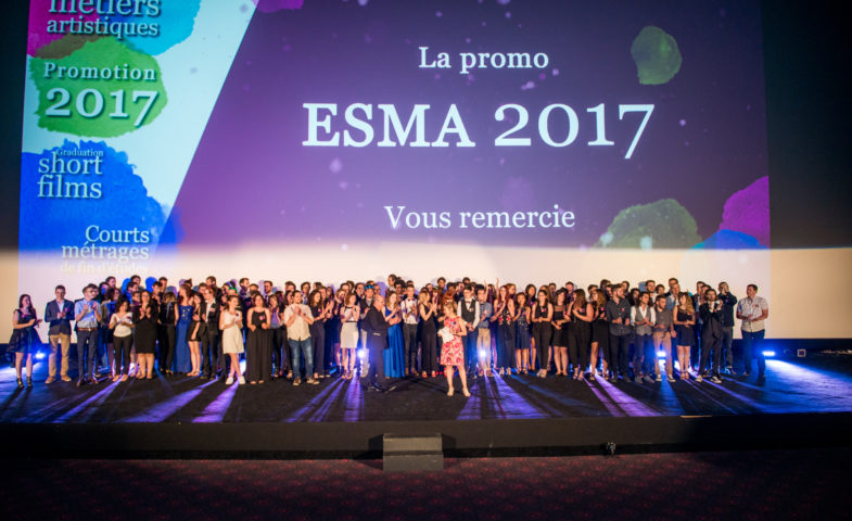 Jury 3D ESMA 2017