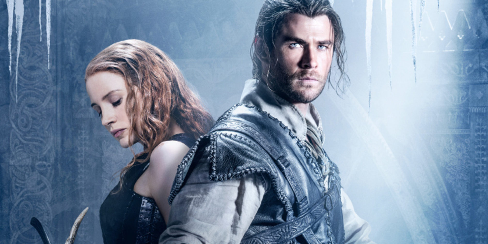 Le Chasseur et la Reine des Glaces, une nouvelle adaptation du classique Blanche Neige
