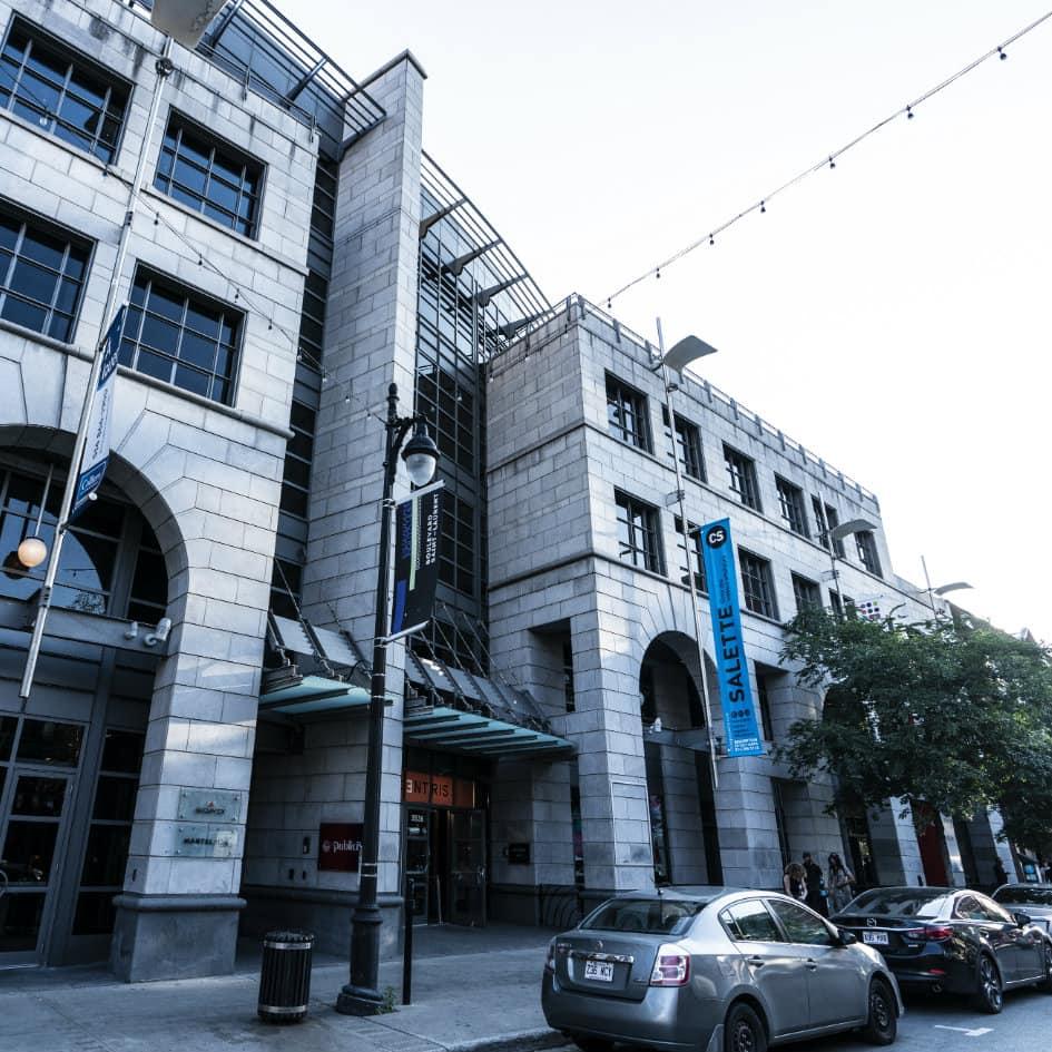 Ecole cinéma d'animation à Montréal (Excentris)