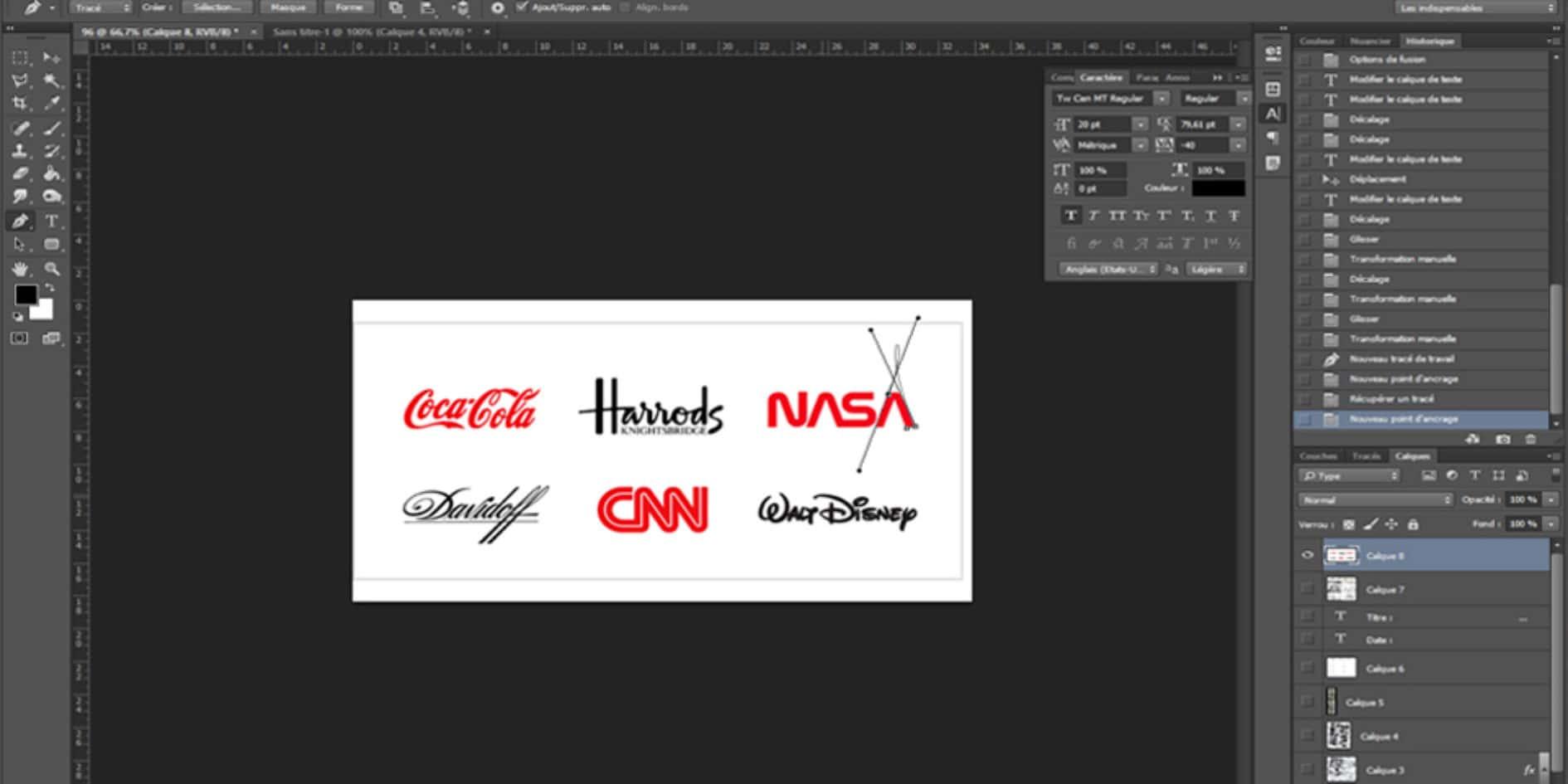 quels logiciels pour cr u00e9er un logo