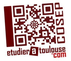Logo Vivre et étudier à Toulouse